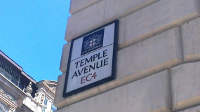 Temple Ave